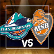 Match ELAN BEARNAIS / LE MANS à PAU @ Palais des Sports de Pau - Billets & Places