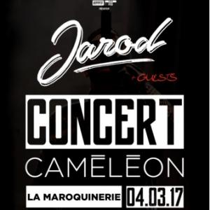 Concert JAROD + GUESTS