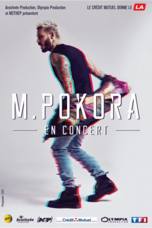 M. POKORA @ PARC DES EXPOSITIONS-GRAND HALL - TOURS