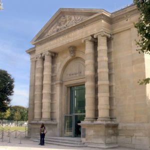 Expo ENTREE - MUSEE DE L'ORANGERIE