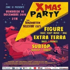 X-MAS PARTY @ Les Tanzmatten - SÉLESTAT