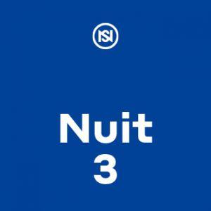 Billets NUIT 3 - ANCIENNES USINES FAGOR-BRANDT