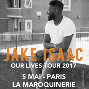 Concert JAKE ISAAC + SUPPORT