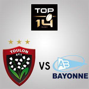 RC TOULON - BAYONNE @ STADE MAYOL - TOULON
