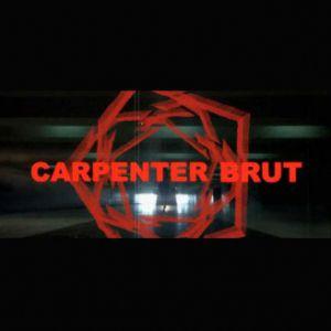 CARPENTER BRUT + Première partie @ La Laiterie - Club - Strasbourg