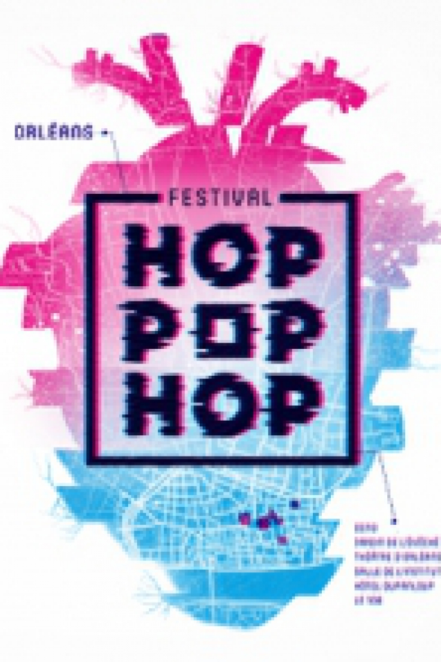 FESTIVAL HOP POP HOP - PASS SAMEDI @ JARDIN DE L'EVECHE - ORLÉANS