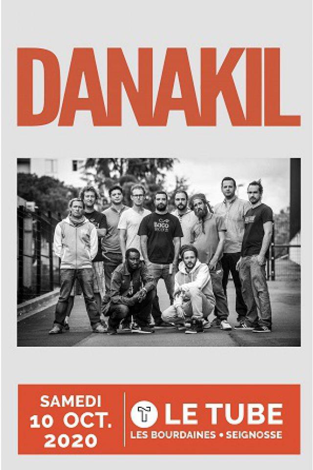 DANAKIL @ LE ROCHER DE PALMER - CENON