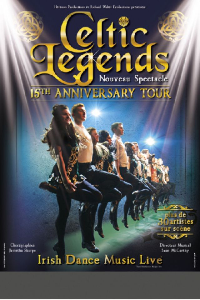 CELTIC LEGENDS 2017 @ Le Scarabée - Riorges