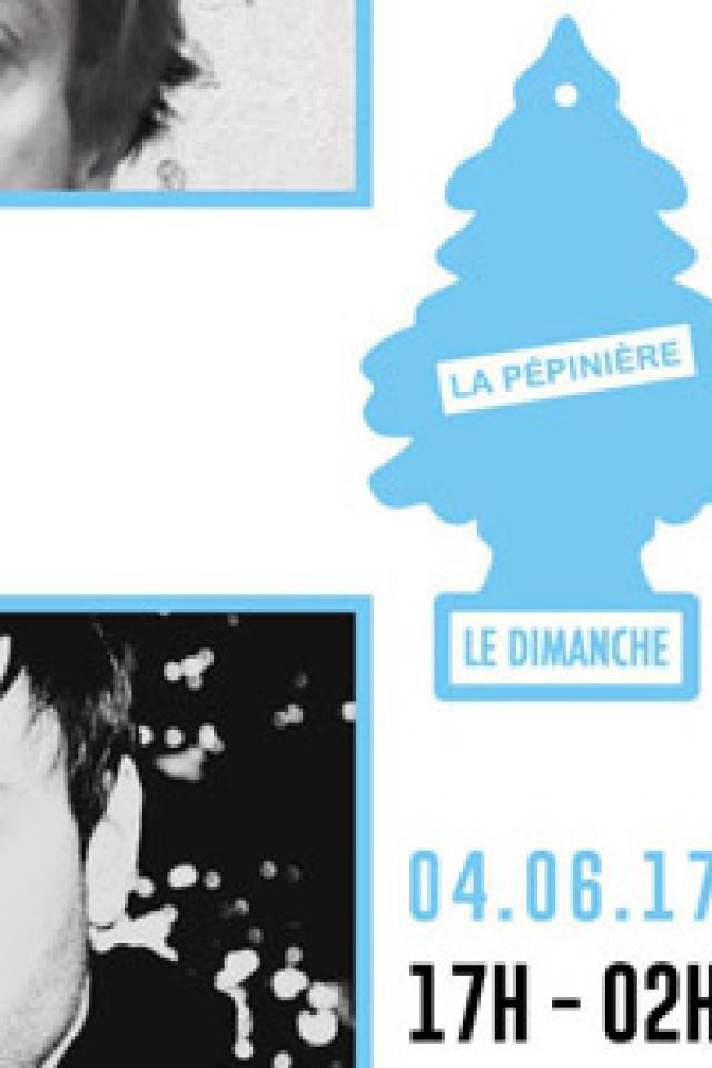 La Pépinière x Toi, toi, mon toit - 17h/02h - Veille de férié @ ROOFTOP R2 Marseille - MARSEILLE
