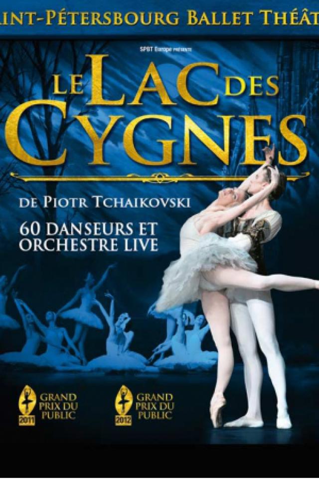 LE LAC DES CYGNES @ Zénith - ST ETIENNE