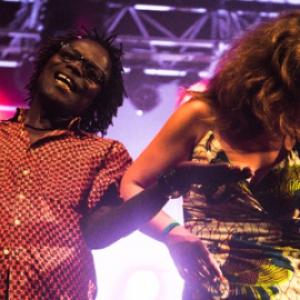 Concert LE BAL DE L'AFRIQUE ENCHANT�E