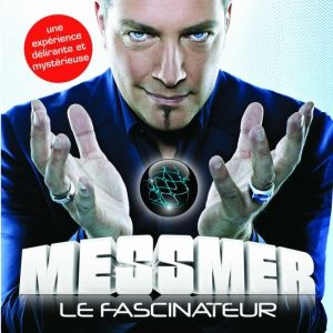 Spectacle MESSMER � INTEMPOREL �