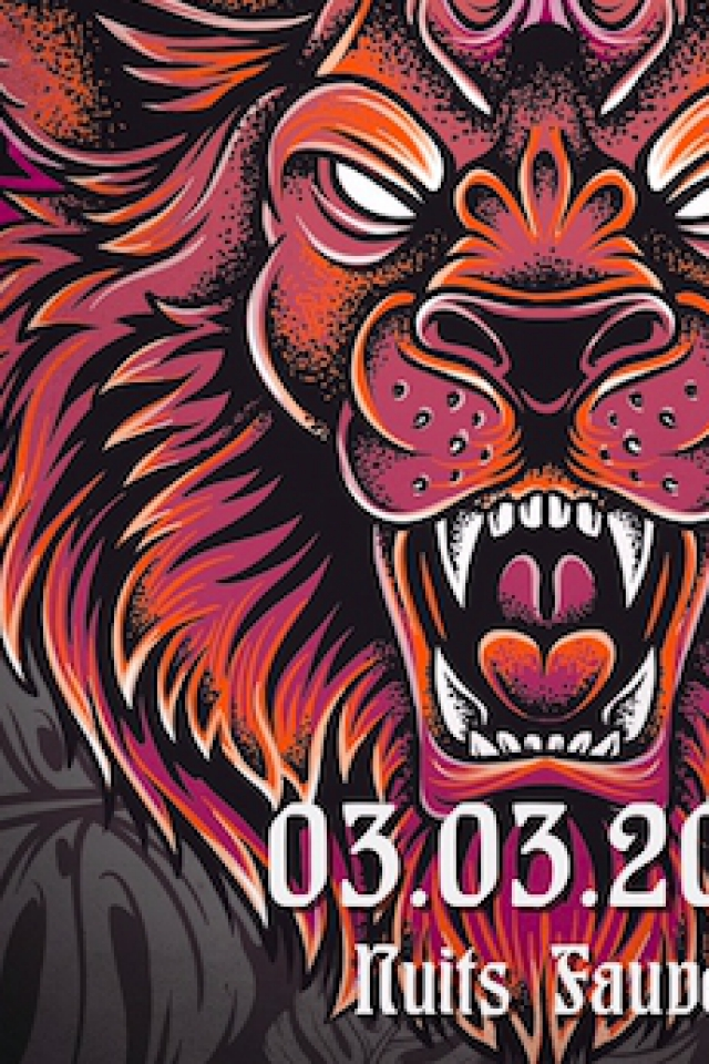 Jungle Juice : Wilkinson, Metrik, Phace, Dimension @ Nuits Fauves - PARIS