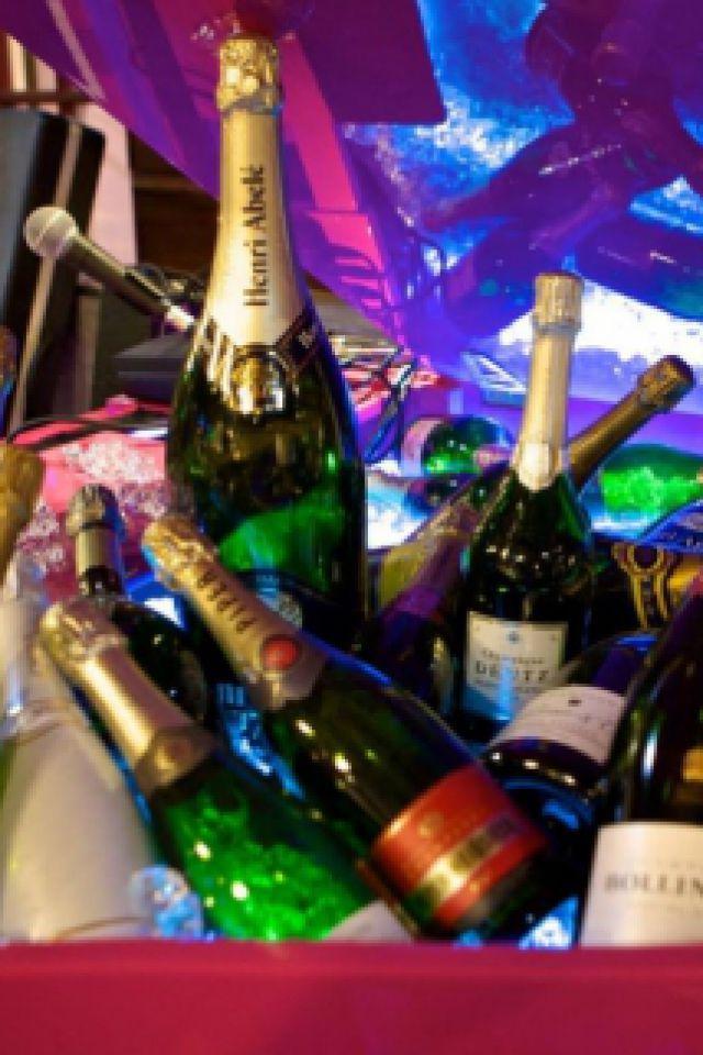 Dégustation de champagne et musique Live @ SALON DEGERMANN - REIMS