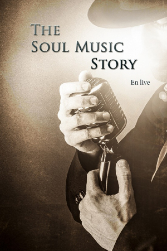 The Soul Music Story @ Le Rouge Gorge - AVIGNON
