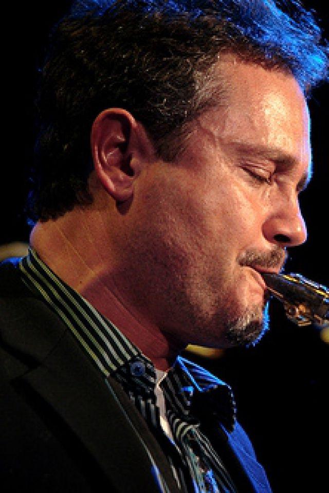 RICK MARGITZA 4Tet @ Le Baiser Salé Jazz Club - PARIS
