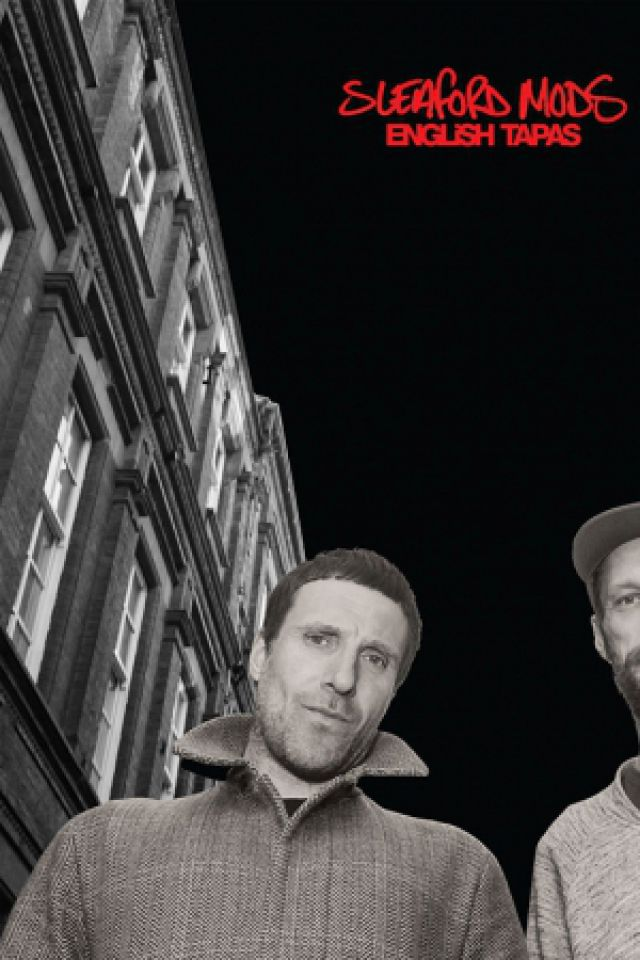 Billets SLEAFORD MODS + MARK WYNN - La Gaîté Lyrique