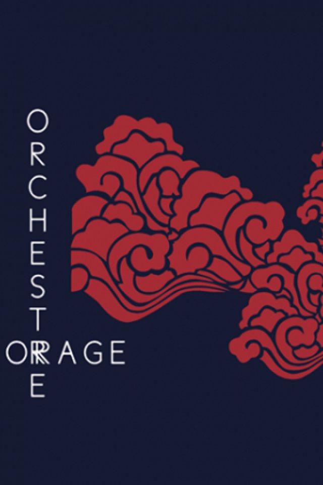 Agar Agar, Renart et l'Orchestre Orage @ Théâtre du Châtelet - Foyer - PARIS