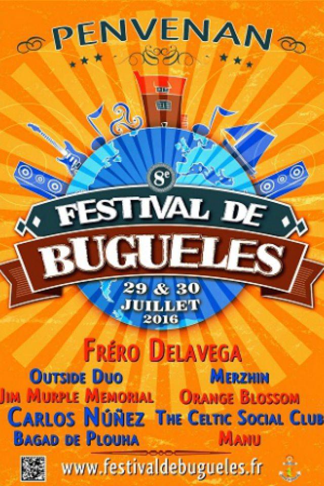 Billets Festival de Buguélès - Pass 2 jours - Port de Buguélès