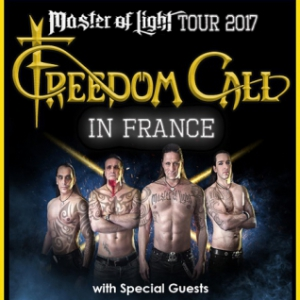 Concert FREEDOM CALL