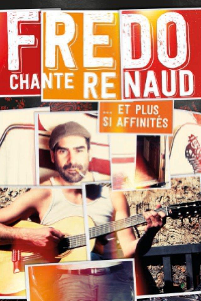 Concert FREDO CHANTE RENAUD