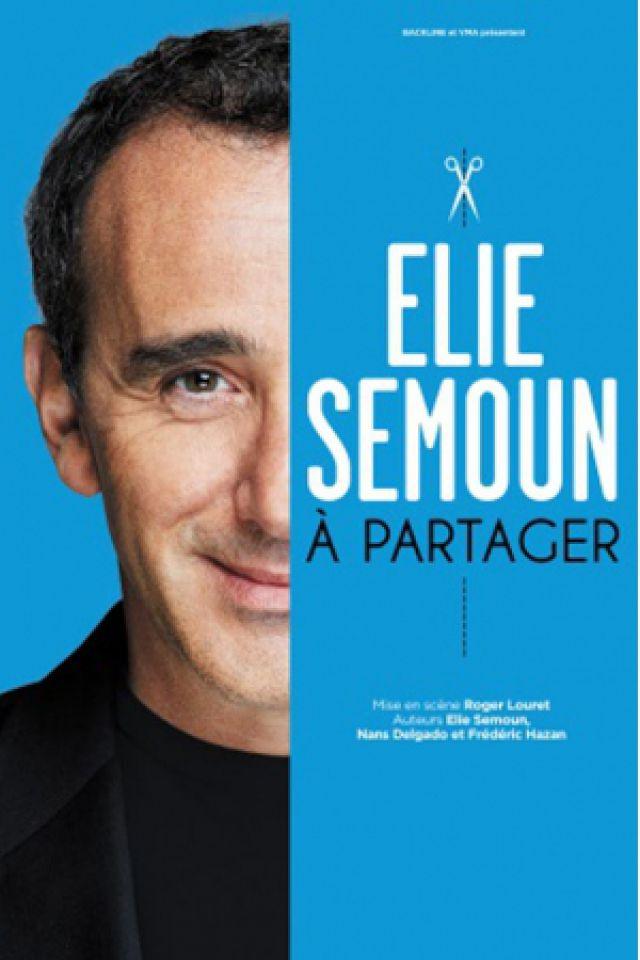 ELIE SEMOUN @ Le Kursaal - BESANÇON