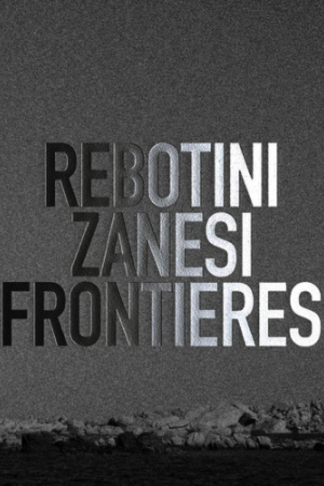 « Frontières » (Arnaud Rebotini & Christian Zanési) + EMI @ Le Moloco - Espace Musiques Actuelles du Pays - AUDINCOURT