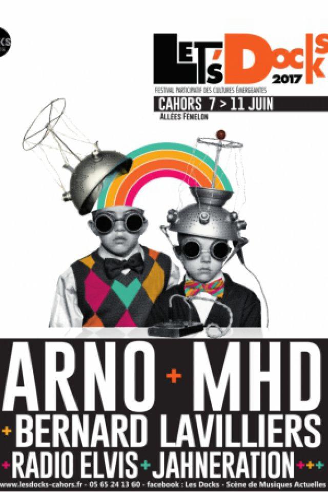 MHD + Jahneration + DJ Djel + Percepolis @ Allées Fénelon - CAHORS