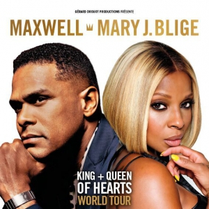 Concert MAXWELL & MARY J. BLIGE