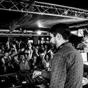Soir�e THE QUANTIC SHOW feat QUANTIC djset