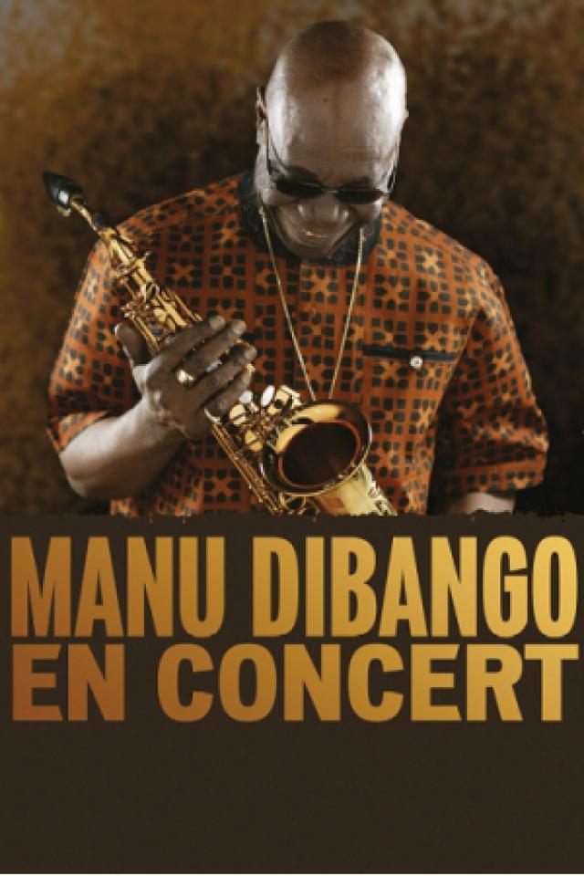 MANU DIBANGO @ LE ZEPHYR - HEM