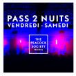 THE PEACOCK SOCIETY FESTIVAL 2016 - PASS 2 NUITS VS - REGULAR