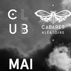 ORBE + GUS VAN SOUND + JACK DE MARSEILLE @ Cabaret Aléatoire - Marseille