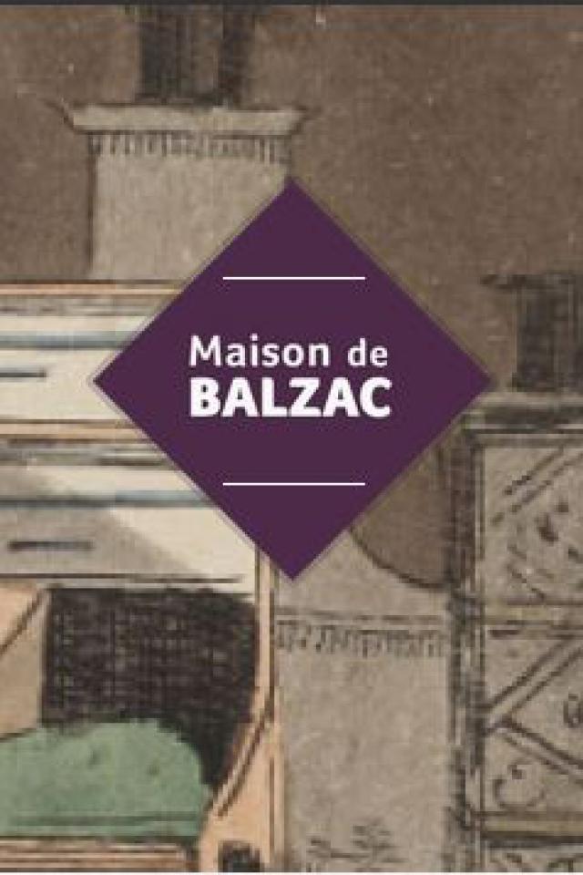Balzac et les artistes. Mythe et réalité @ Maison de Balzac - PARIS