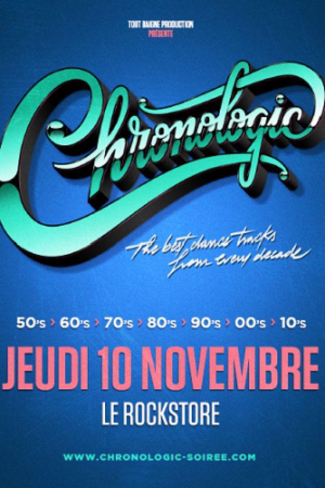 CHRONOLOGIC @ Le Rockstore - Montpellier