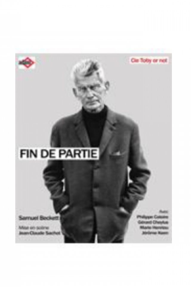Fin de partie @ Essaïon Théâtre - Paris