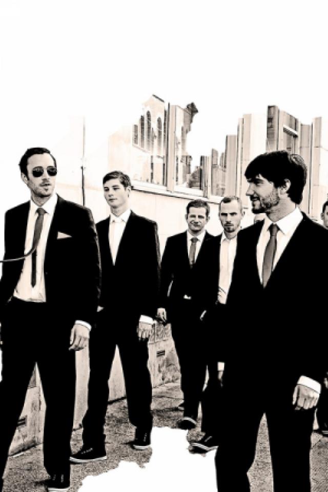 Gentleman's Dub Club @ La Grange à Musique - Creil