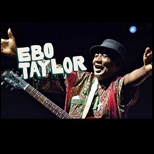 Concert EBO TAYLOR & HIS  SALTPONT CITY BAND
