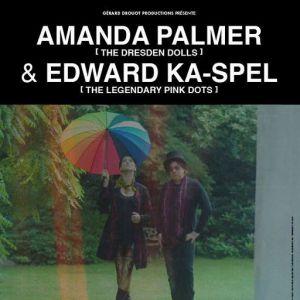 Concert AMANDA PALMER & EDWARD KA-SPEL