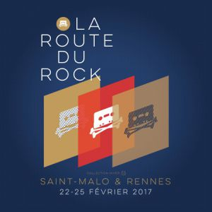 LA ROUTE DU ROCK - COLLECTION HIVER - MERCREDI 22 FÉVRIER @ La Chapelle du Conservatoire de Rennes - Rennes