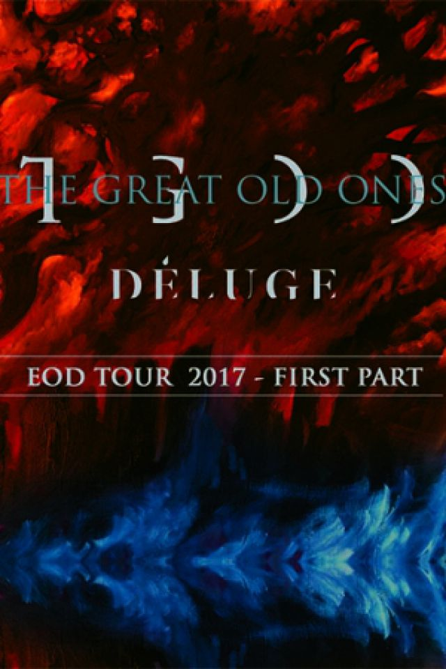 THE GREAT OLD ONES + DELUGE @ Jas'rod  - Pennes Mirabeau