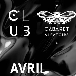 O [PHASE] + DISTROPUNX DJ'S @ Cabaret Aléatoire - Marseille