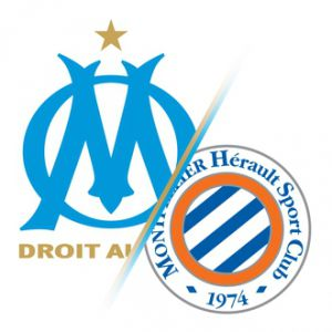 Olympique de Marseille - Montpellier HSC @ Orange Vélodrome - Marseille