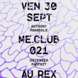 Soirée ME.CLUB.021