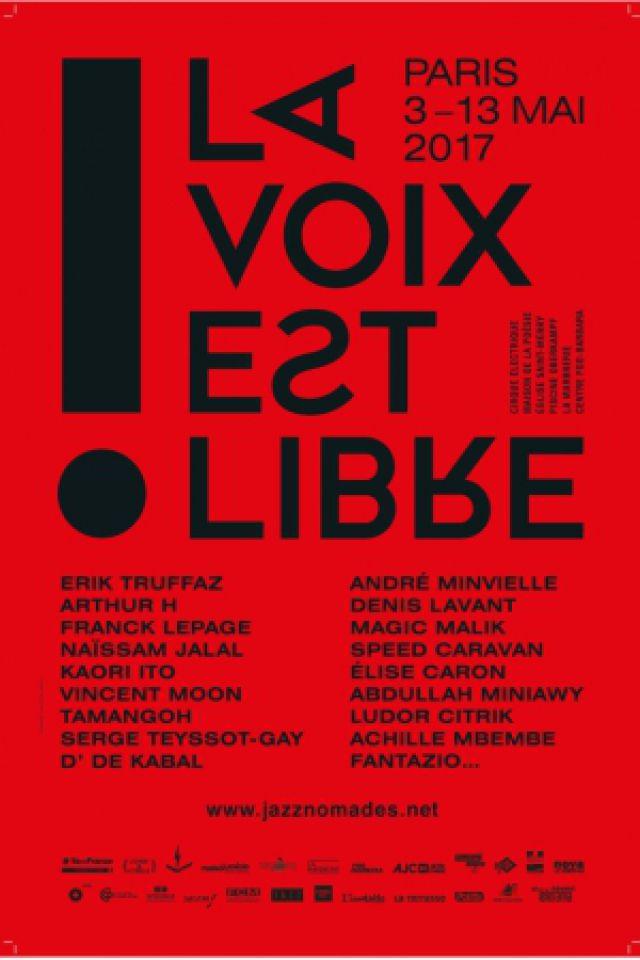 La voix est libre  @ Cirque Electrique - PARIS