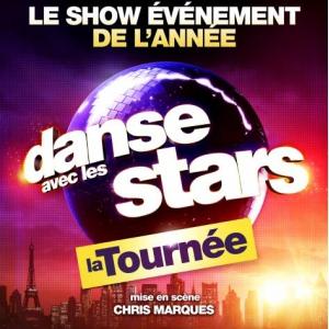 Spectacle DANSE AVEC LES STARS - LA TOURNEE