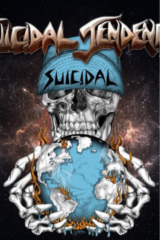 SUICIDAL TENDENCIES + 22 BELOW @ L'AUTRE CANAL - Nancy