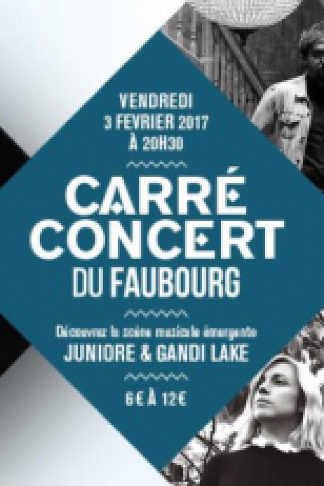 CARRÉ-CONCERT DU FAUBOURG # 6 @ AUDITORIUM - CARREAU DU TEMPLE - PARIS
