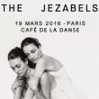 Concert THE JEZABELS + guest