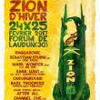 ZION GARDEN d'HIVER #6 - Pass 2 Jours